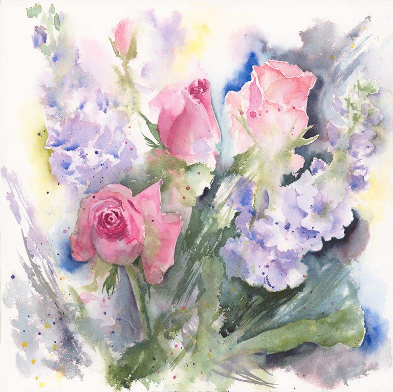 'Country Bouquet'  Jane Ferdinando